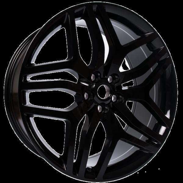 "22"" x 9.5"" OEM Style FJE07  Black ET45"