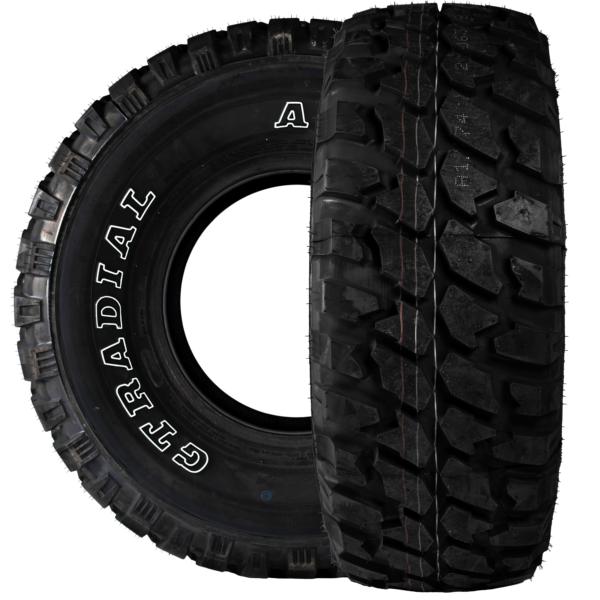 33/12.50/15 GT Radial Adventuro M/T Mud Terrain 108Q
