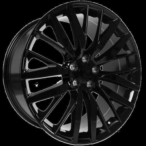 "22"" x 10"" OEM Style FJE15 Gloss Black ET45"